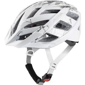 Alpina Panoma 2.0 Helmet white-silver leafs